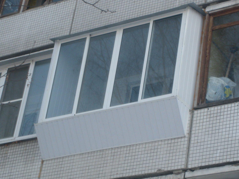 Остекление балкона п 49 серии. остекление лоджии в доме сери.