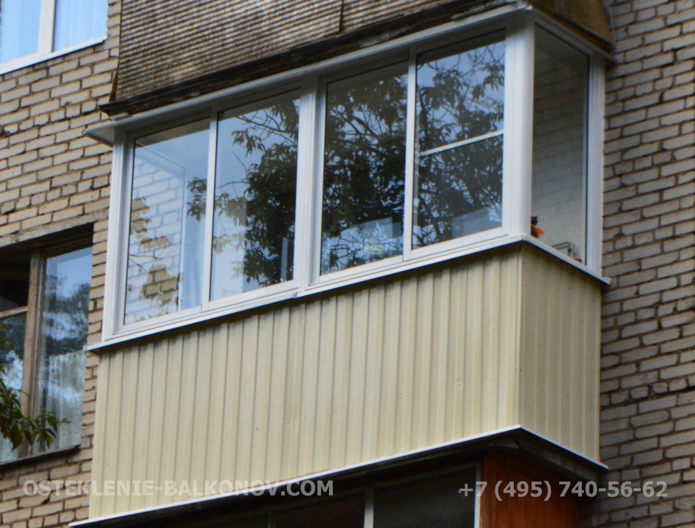 Остекление балкона своими руками пошаговая инструкция фото 930